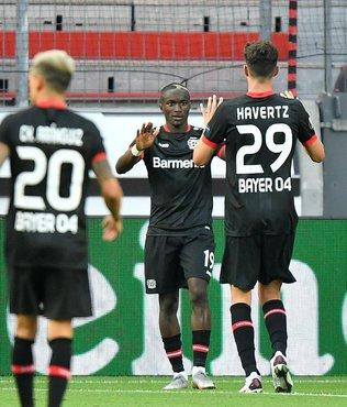 Leverkusen 1-0 Rangers | MAÇ SONUCU