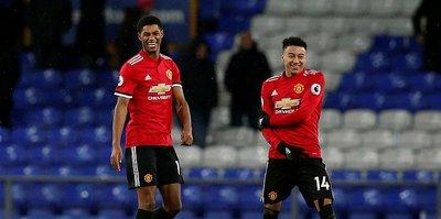 ManU, Everton'ı deplasmanda yendi