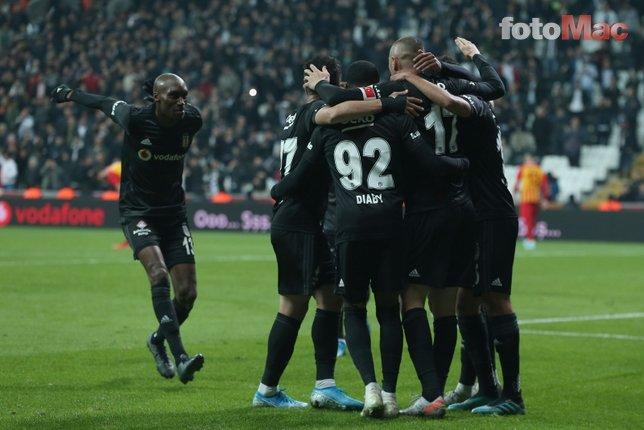 İşte Süper Lig'de güncel puan durumu (13. hafta)