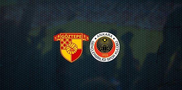 Göztepe-Gençlerbirliği maçı ne zaman? Saat kaçta? Hangi kanalda canlı yayınlanacak? - Futbol -