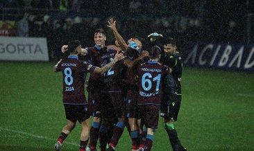Çaykur Rizespor 1-2 Trabzonspor   MAÇ SONUCU