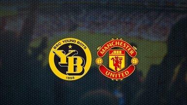 Young Boys - Manchester United maçı ne zaman? Saat kaçta ve hangi kanalda canlı yayınlanacak?   UEFA Şampiyonlar Ligi