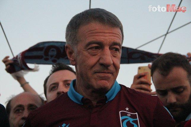 Trabzonspor'un 52. kuruluş yıl dönümü meşalelerle kutlandı