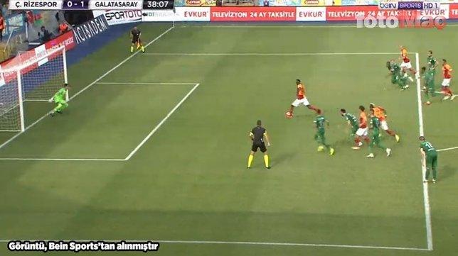 Galatasaray maçı tekrarlanıyor mu? Kural hatası...