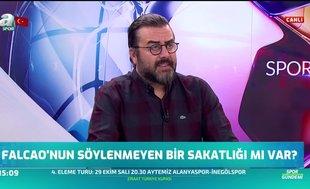 Emre Bol: Belhanda sen kimsin Galatasaray taraftarına küfür ediyorsun?