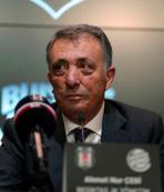 Başkan Çebi'nin dirseği kırıldı