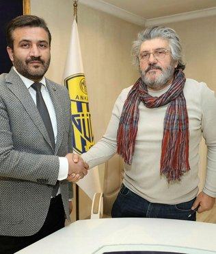 Ankaragücü'nde Mustafa Reşit Akçay dönemi!