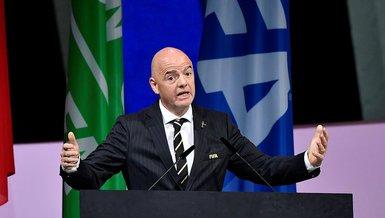 """FIFA'dan sert açıklama! """"Avrupa Süper Ligi projesine katılan kulüpler men edilecek"""""""