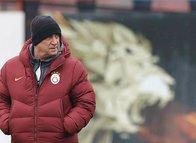 Galatasaray derbi hazırlıklarına devam etti! Mario Lemina...