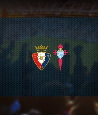 Osasuna-Celta Vigo maçı ne zaman? Saat kaçta? Hangi kanalda canlı yayınlanacak?
