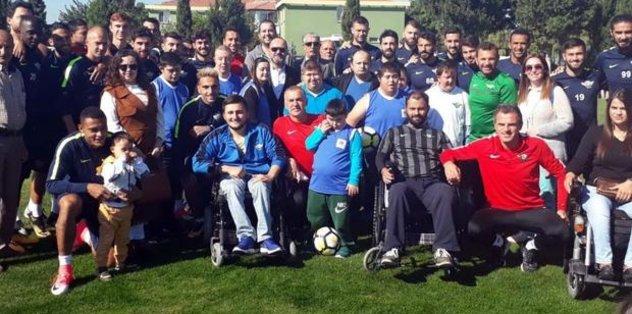 Akhisarspor'un özel misafirleri