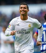 Ronaldo, Real Madrid'de iz bıraktı