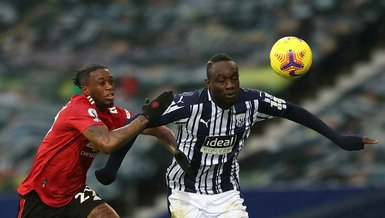 Man United damages title hopes with 1-1 draw at West Brom