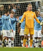 Man City, Leicester'ı 3 golle geçti