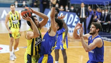 F.Bahçe'nin son kurbanı Maccabi!