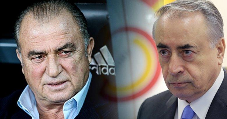 Galatasaray'da kazan kaynıyor! Fatih Terim'den Arda Turan için Mustafa Cengiz'e...