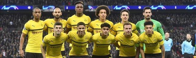 Dortmund seeking miracle in Germany