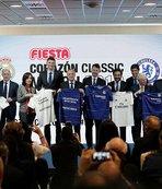 Real Madrid ile Chelsea'nin veteranları karşılaşacak