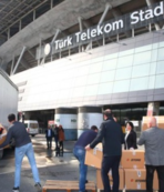 Galatasaray'dan depremzedelere yardım