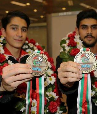 Bornova'dan dünya şampiyonu çıktı