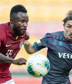 Trabzonspor'un yeni transferi Mario Lemina'dan!