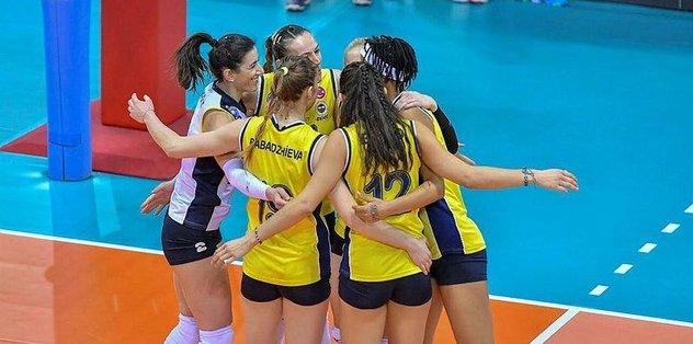 Fenerbahçe Opet avantaj yakaladı