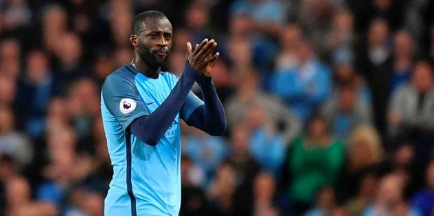 M.City, Yaya Toure'nin sözleşmesini yeniledi