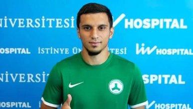 Giresunspor Krasnodar'dan Suleymanov'u kadrosuna kattı