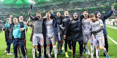 MAÇ SONUCU Borussia Mönchengladbach 1-2 Medipol Başakşehir