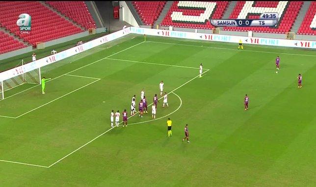 1598718477931 - Samsunspor 2- 1 Trabzonspor | MAÇ SONUCU