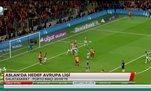 Galatasaray'da hedef Avrupa Ligi