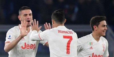 Juventus'ta corona virüsü test sonuçları negatif