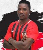 Gazişehir Gaziantep'e Nijeryalı kanat oyuncusu