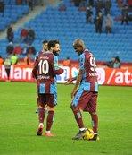 Nwakaeme atıyor Trabzonspor kazanıyor