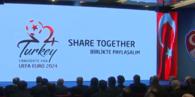 İşte Türkiyenin EURO 2024 logo ve sloganı!