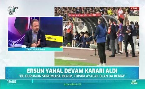 """""""Ersun Yanal çok formsuz kariyerini bitirmek üzere"""""""