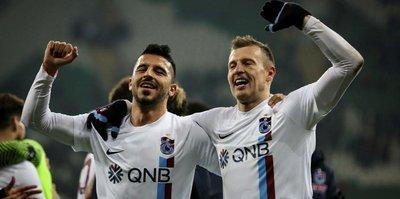 Trabzonspor o transferi KAP'a bildirdi