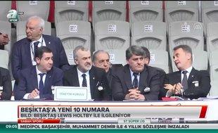 Beşiktaş'a yeni 10 numara