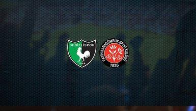 Denizlispor - Fatih Karagümrük maçı ne zaman, saat kaçta ve hangi kanalda canlı yayınlanacak? | Süper Lig
