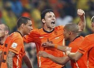 Hollanda - Brezilya (Çeyrek final maçı)