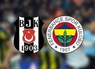 Sergen Yalçın ve Tahir Karapınar karşı karşıya! İşte Beşiktaş-Fenerbahçe derbisinin ilk 11'leri