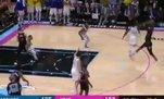 Dwyane Wade Golten State Warriors'u son saniye 3'lüğüyle yıktı