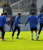 Trabzon'da Osmanlıspor maçı hazırlıkları