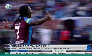 Trabzonspor Rodallega'ya teklif yapacak