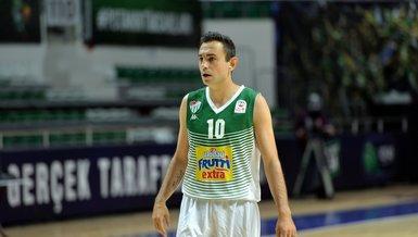 Ender Arslan basketbol kariyerine gözyaşları ile veda etti