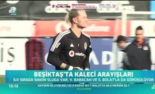 Beşiktaş 1 numarasını arıyor!