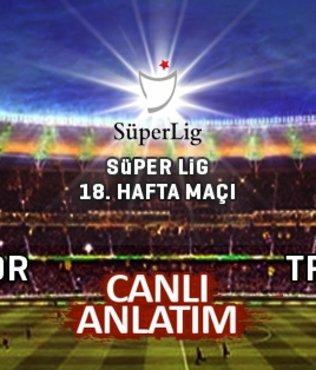 Atiker Konyaspor - Trabzonspor   CANLI