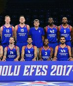 Anadolu Efes, THY Avrupa Ligi'nde perdeyi açıyor