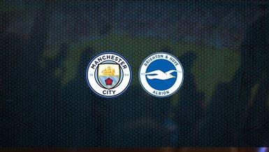 Manchester City - Brighton maçı ne zaman, saat kaçta ve hangi kanalda canlı yayınlanacak? | İngiltere Premier Lig