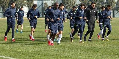 Akhisarspor, kupa maçına hazır